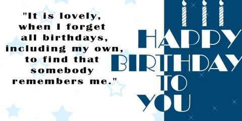 Birthday Greeting With Quotes 5