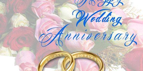 Happy Wedding Anniversary Greeting 4