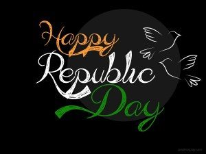 Happy Republic Day Greeting 3