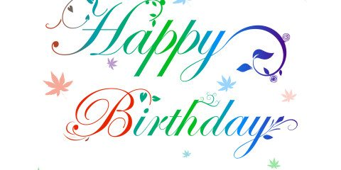 Happy Birthday Greeting 7