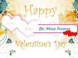 Happy Valentines Day Nice Greeting 11