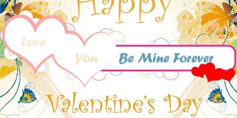 Happy Valentines Day Nice Greeting 8