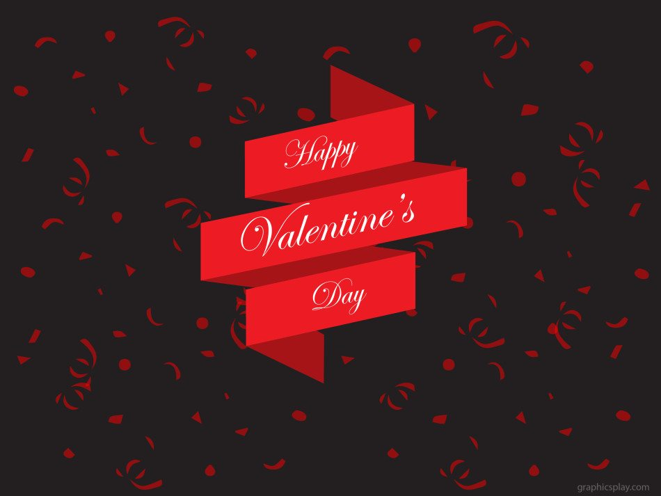 Happy Valentine's Day Greeting 1