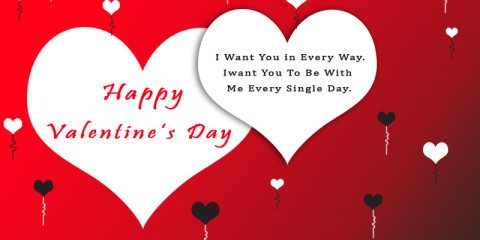 Valentines Day Greeting With Quotes 21