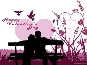 Happy valentines Day Couple Greeting 7