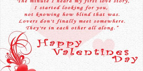 Happy valentine's Day With Quotes 5