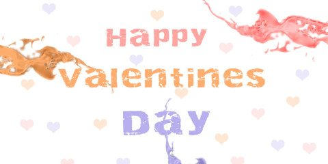 Happy Valentines Day With Love Greeting 21