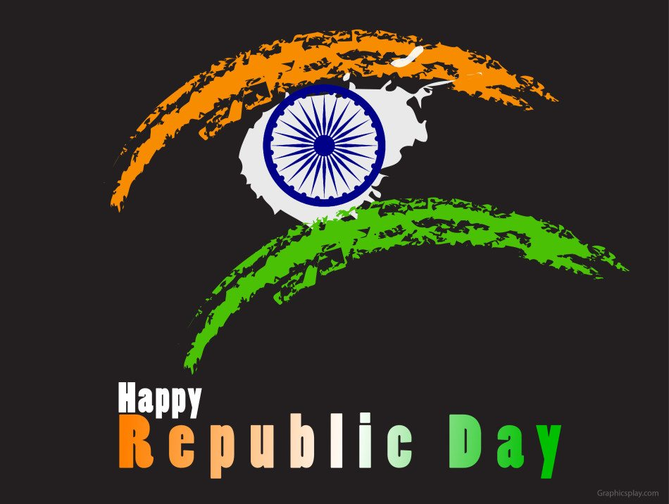 Indian Republic Day Beautiful Greeting 1