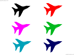 Jet PNG and Vector 2