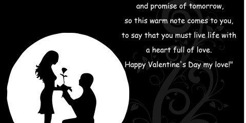 Happy Valentine's Day Greeting -2170 8