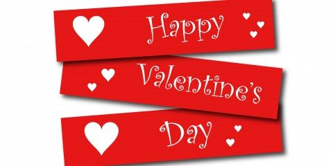 Happy Valentine's Day Greeting -2207 9