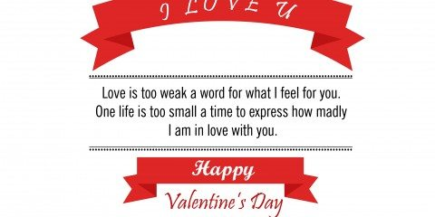 Happy Valentine's Day Greeting -2211 2