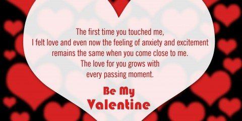 Happy Valentine's Day Greeting -2209 4