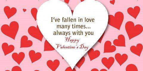 Happy Valentine's Day Greeting -2168 24