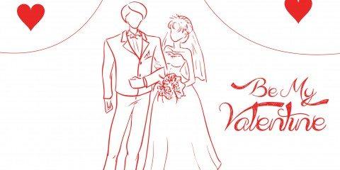 Happy Valentine's Day Greeting -2172 5