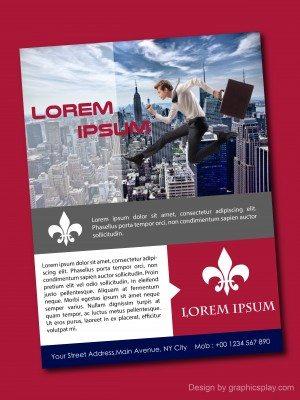 Flyer Design Template ID - 3301 13