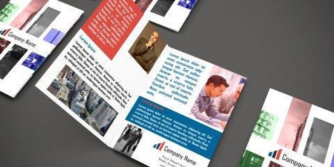 Brochure Design Template ID - 3473 22