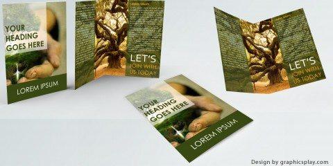 Brochure Design Template ID - 3516 11