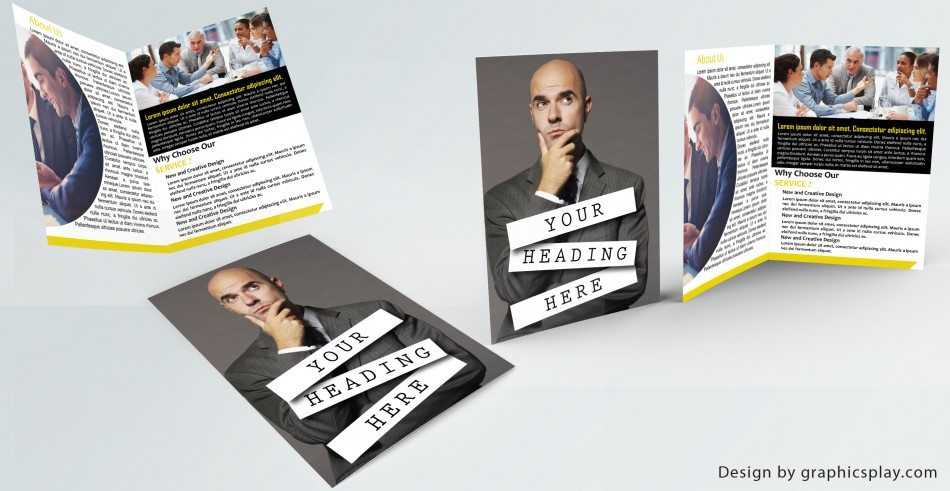 Brochure Design Template ID - 3533 1
