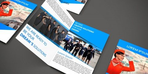 Brochure Design Template ID - 3534 3