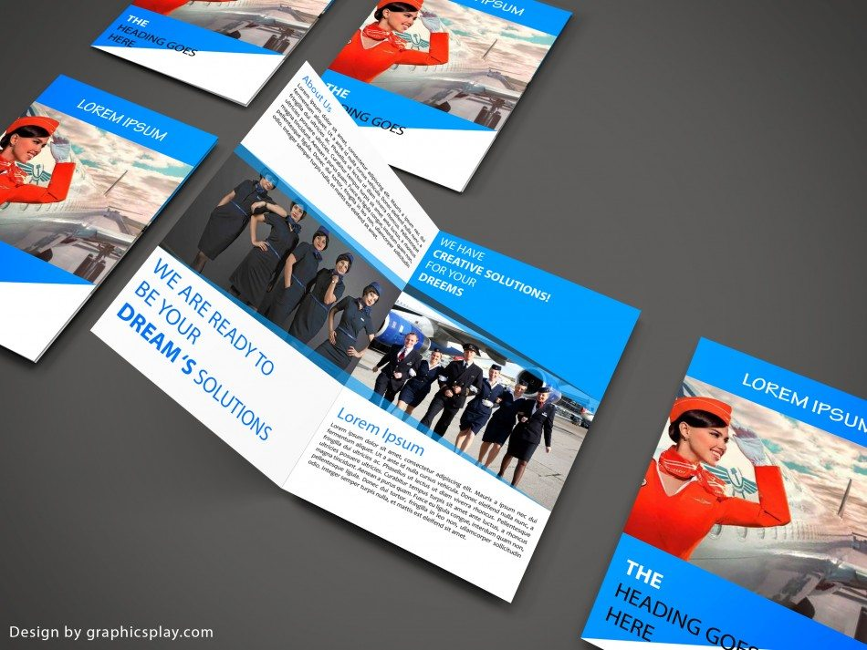Brochure Design Template ID - 3534 1