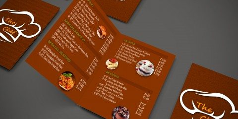 Brochure Design Template ID - 3501 24