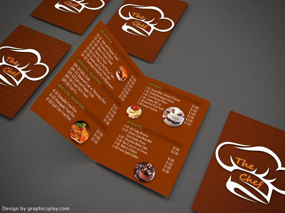 Brochure Design Template ID - 3501 1