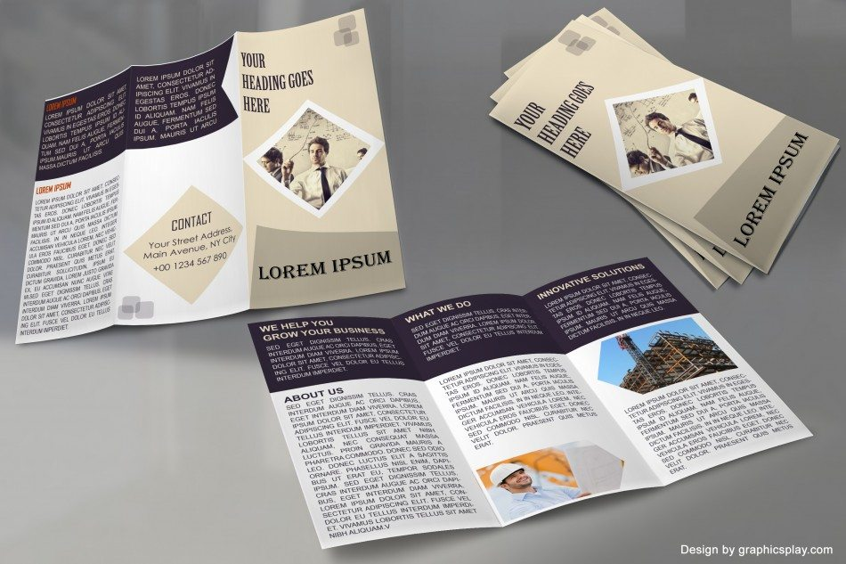 Brochure Design Template ID - 3562 1