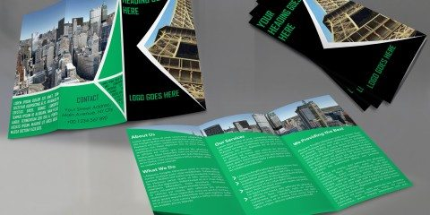 Brochure Design Template ID - 3590 3