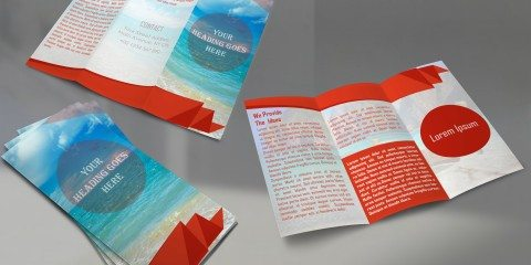 Brochure Design Template ID - 3589 2