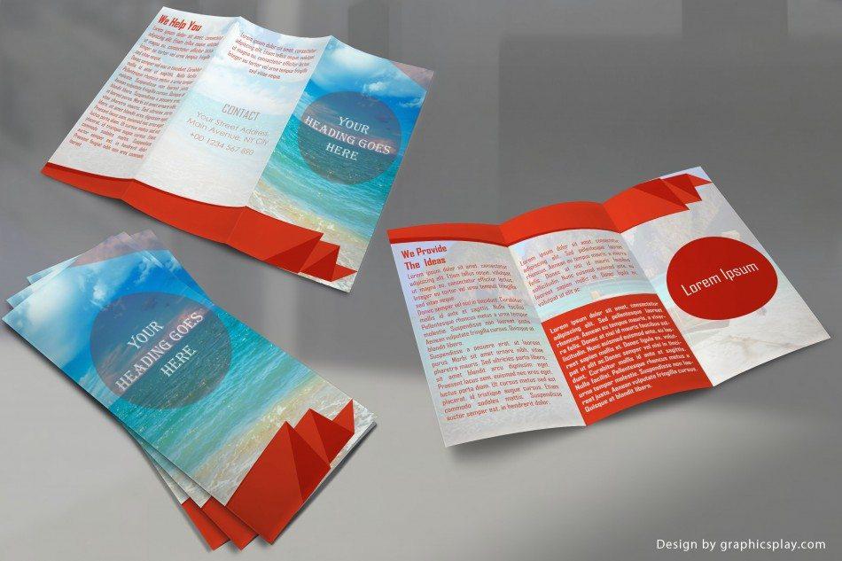 Brochure Design Template ID - 3589 1