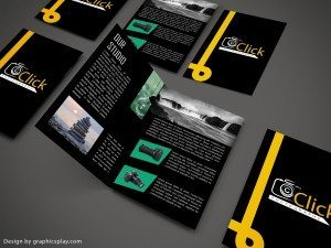 Brochure Design Template ID - 3474 2