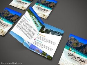 Brochure Design Template ID - 3480 6