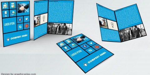 Brochure Design Template ID - 3514 5