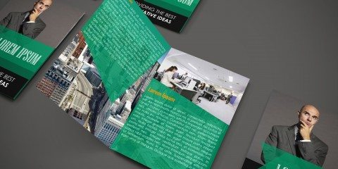 Brochure Design Template ID - 3515 2
